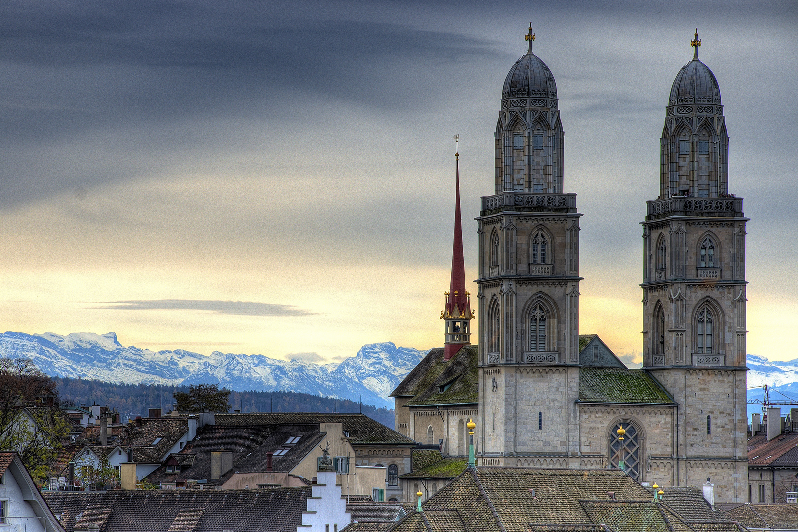 Herzlich willkommen, Stadtverband der reformierten Kirche Zürich