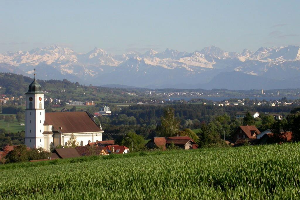 Herzlich willkommen, Gemeinde Knutwil