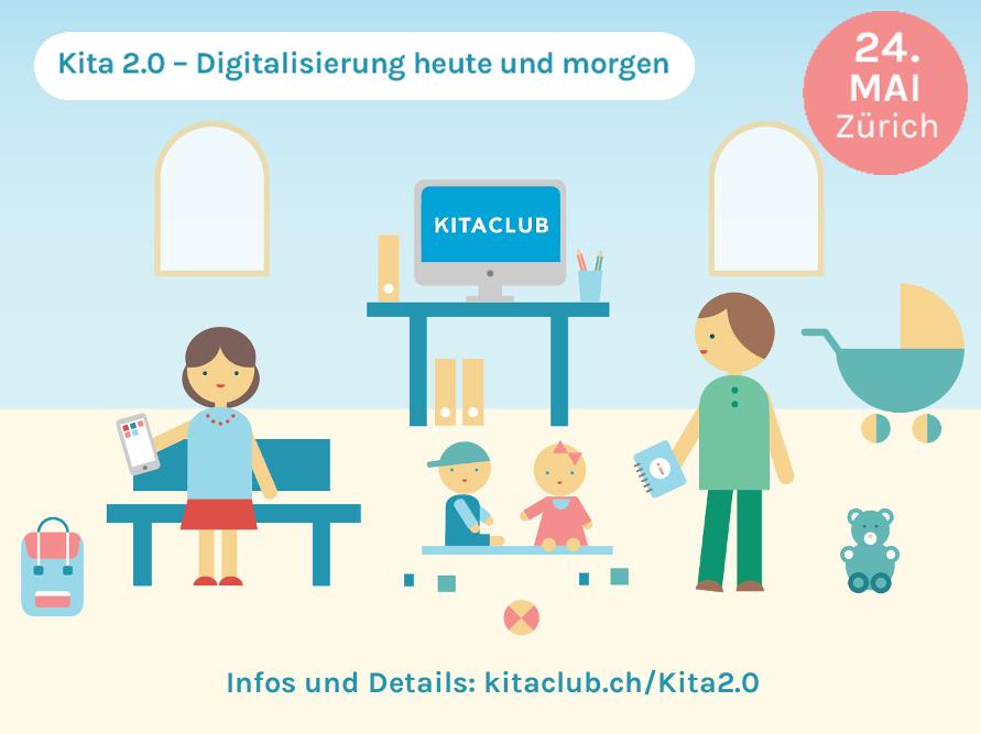 Kita 2.0 – Digitalisierung heute und morgen