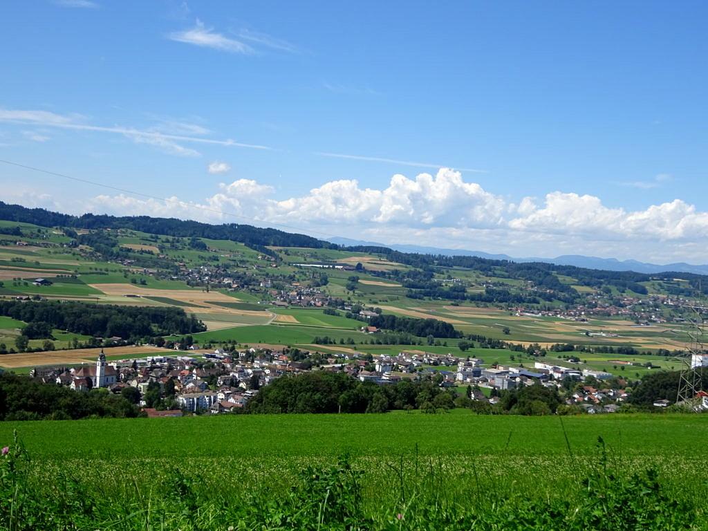 Herzlich willkommen, Gemeinde Triengen