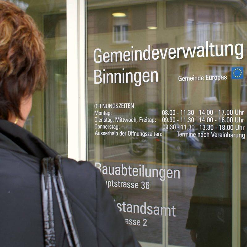 Gemeindeverwaltung Binningen
