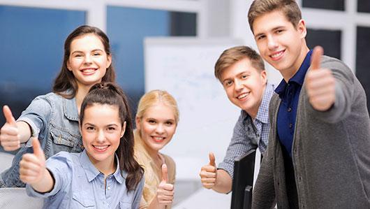 Der Axians Ruf Service Desk erhält gute Noten von den Kunden