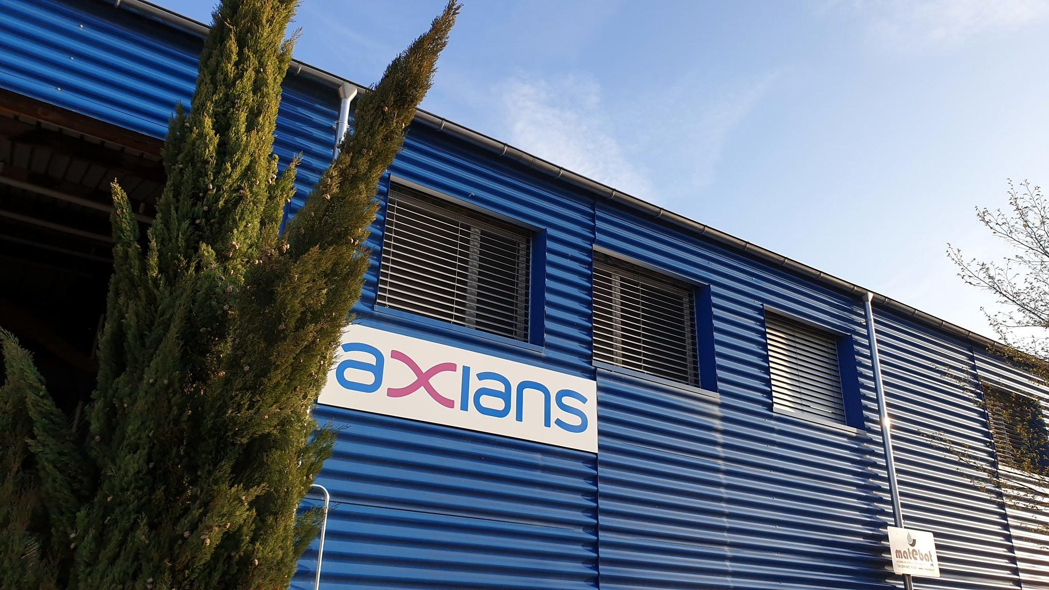 Axians public Romandie