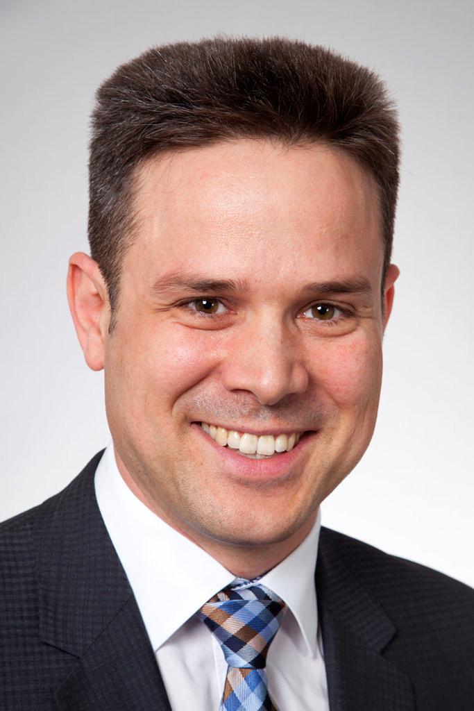 Daniel Baumann, Gemeindepräsident Nuglar-St. Pantaleon