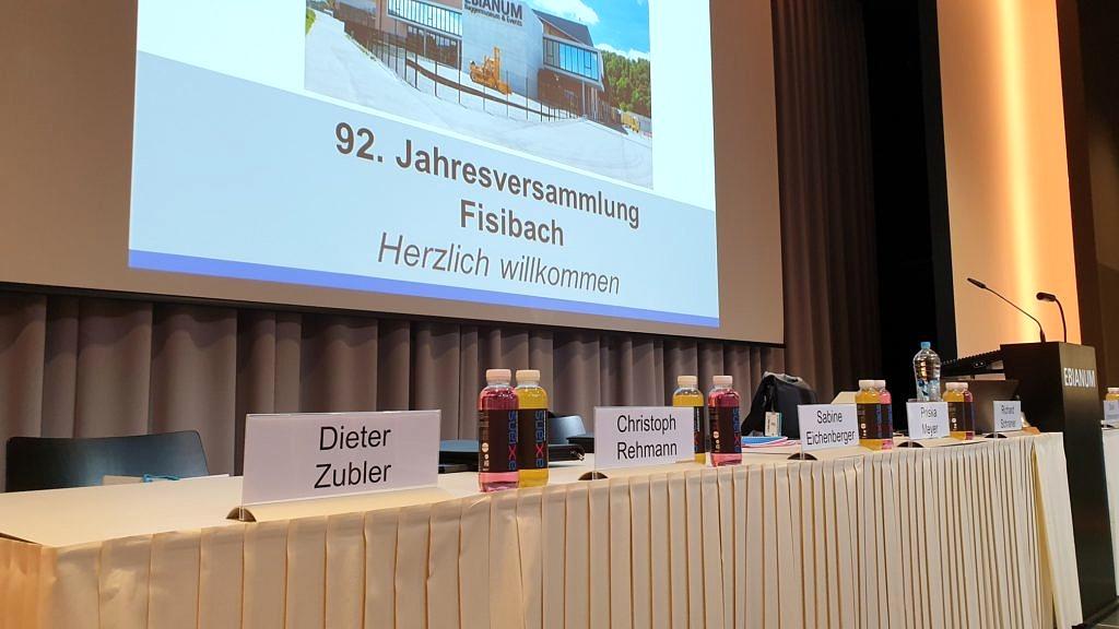 Jahresversammlung Finanzfachleute Aargauer Gemeinden