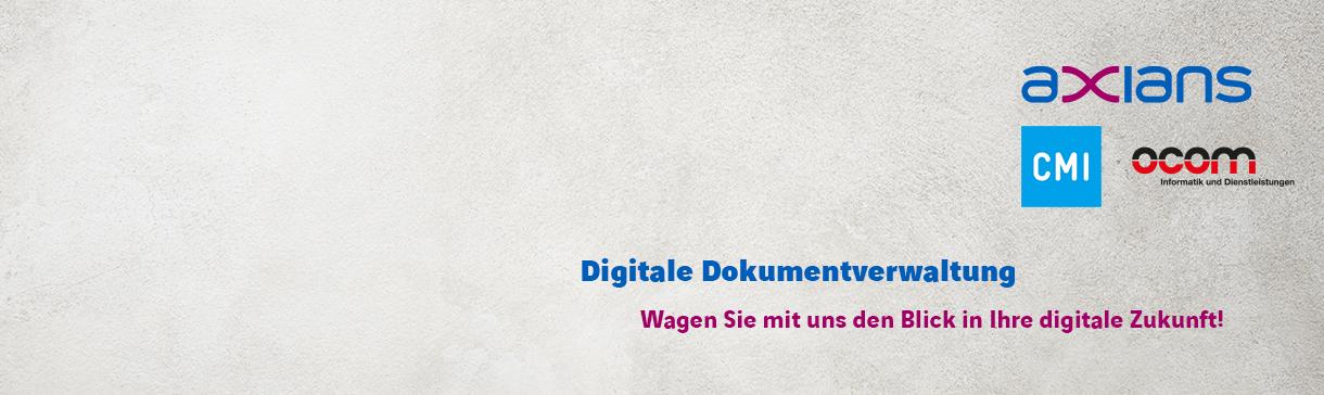 Die digitale Zukunft Ihrer Dokumente