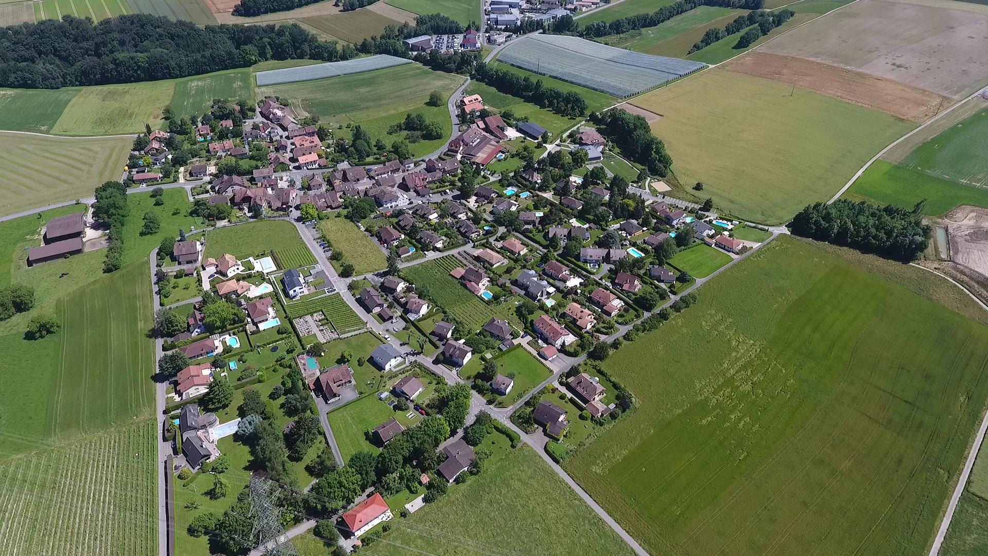 Gemeinde Romanel-sur-Morges: Besten Dank für den kompetenten Service!