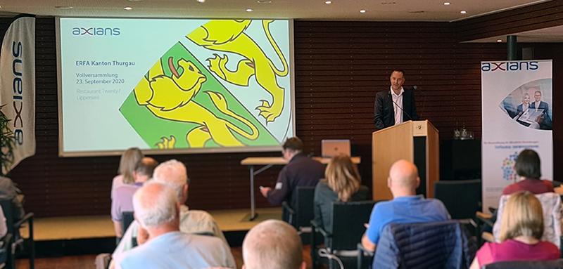 Rückblick auf die Tagung der ERFA Thurgau