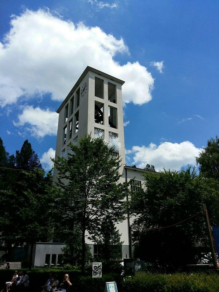 Herzlich willkommen, Reformierte Kirche Luzern